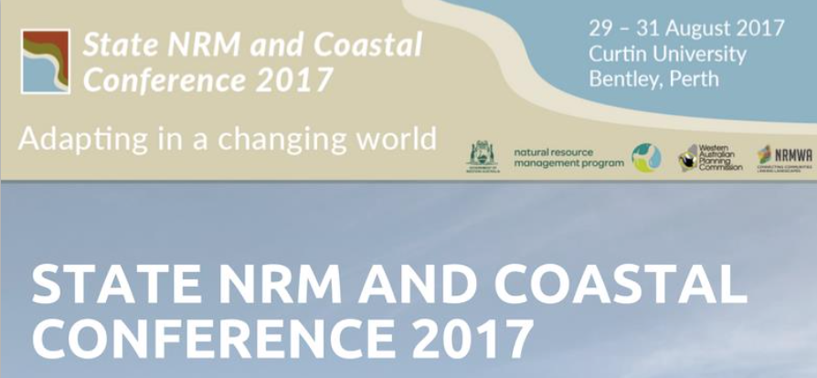 2017 State NRM and Coastal Conference Proceedings now available